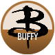 Buffy The Vampire Slayer badge