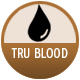 Tru Blood badge