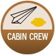Cabin Pressure badge