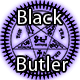 Black Butler badge