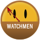 Watchmen badge
