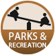 Parks And Recreation badge