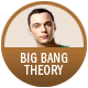 Big Bang Theory badge