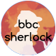 Bbc Sherlock badge