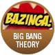 The Big Bang Theory badge