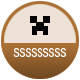 Minecraft Mobs badge