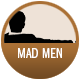 Mad Men badge