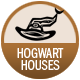 Hogwart Houses badge