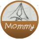 Mommy  badge