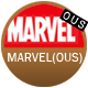 A Marvel(Ous) Blend badge