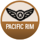 Pacific Rim badge