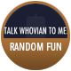 Random Fun badge