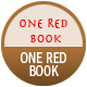 One Red Book badge