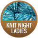 Knit Night Ladies badge