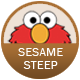 Sesame Steep badge