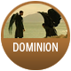 Dominion badge