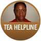 Furry Problem Tea Helpline badge