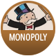 Monopoly badge