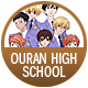 Ouran High School Host Club badge