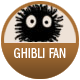 Ghibli Movies badge