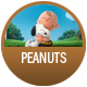 Peanuts badge
