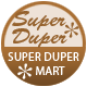 Fallout Super-Duper Mart badge