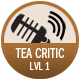 Critic badge
