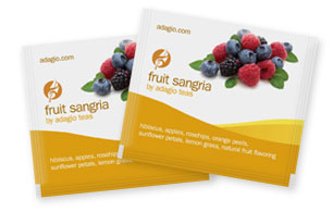 fruit sangria teabags