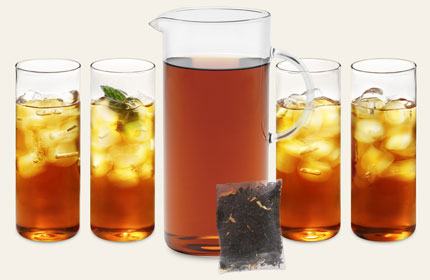 iced tea sampler set