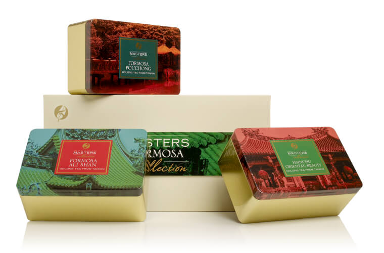 formosa teas collection