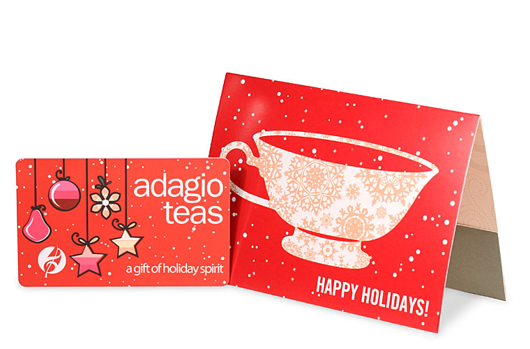gift card - gift of holidays
