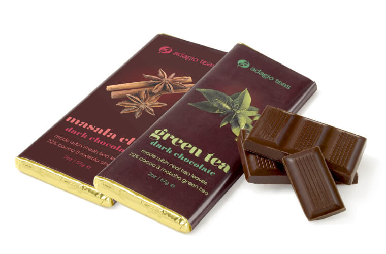 tea chocolates