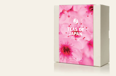 teas of japan set