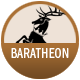 Baratheon badge