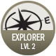 Explorer badge
