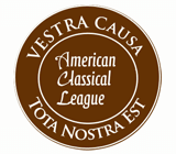 American Classical League logo