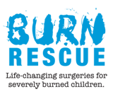 Burn Rescue logo