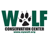 Wolf Conservation Center logo