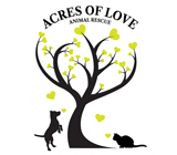 Acres of Love Rescue logo