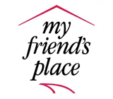 My Friend's Place logo
