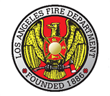 Los Angeles Fire Department Foundation logo