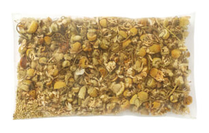 chamomile iced pouch