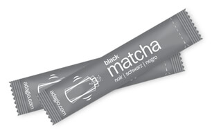 matcha sticks black