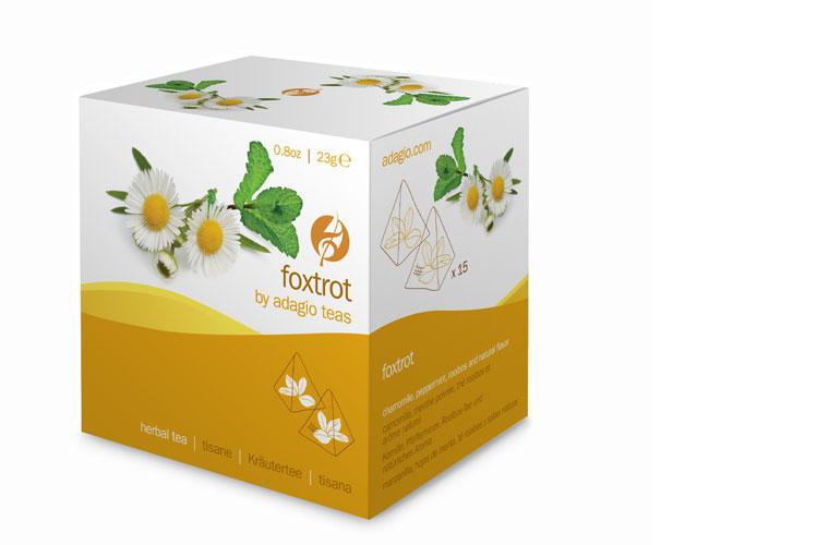 Foxtrot Teabags