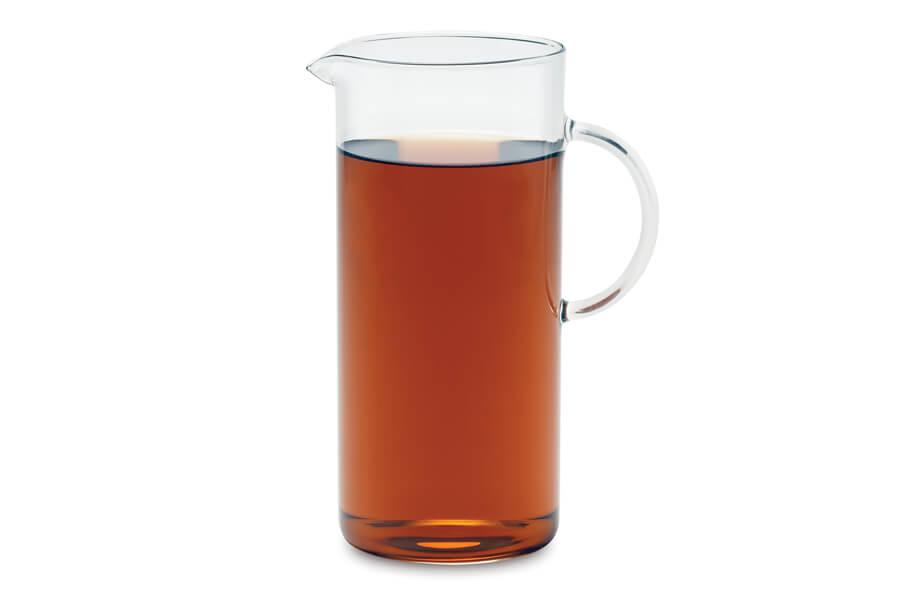 Glass Pitcher From Adagio Teas